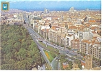 Click here to enlarge image and see more about item cs0263: Madrid Spain  Postcard cs0263