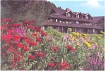 Stowe VT Trapp Family Lodge Postcard cs0436