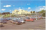Danville,PA,Geisinger Medical Center Old Cars Postcard
