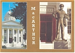 Click here to enlarge image and see more about item cs0474: Norfolk VA General MacArthur Memorial Postcard cs0474