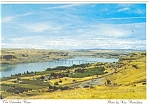 Biggs Oregon Columbia River Postcard cs0542