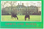 Opryland Hotel  Nashville TN Postcard cs0548