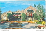 Mobile  AL Bellingrath Gardens Home Postcard cs0563