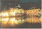 Opryland Hotel Nashville TN Postcard cs0629