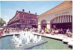 New Orleans LA Cafe du Monde Postcard cs0640 1989