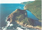 Click here to enlarge image and see more about item cs0756: Cape Breton NS Canada Presqu ile Postcard cs0756