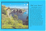 Click here to enlarge image and see more about item cs0760: Reversing Falls St John New Brunswick Postcard cs0760