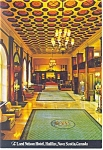 Lord Nelson Hotel, Halifax, NS, Canada Postcard