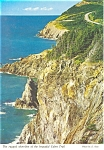 Click here to enlarge image and see more about item cs0762: Cape Breton NS Canada Shoreline Postcard cs0762