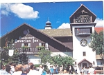 Bavarian Glockenspiel Tower, Frankenmuth, MI Postcard