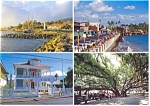 Old Lahaina Town Hawaii Postcard cs0793