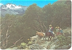Click here to enlarge image and see more about item cs0802: Venezuela Pico Bolivar Postcard