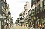 New Orleans Royal Street Postcard