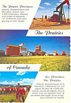 Click here to enlarge image and see more about item cs0834: Prairie Scenes, Canada Postcard
