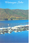 Watauga Lake Tennessee Postcard cs0840