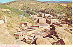 Click here to enlarge image and see more about item cs0894: Central City, Colorado Postcard