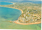 Click here to enlarge image and see more about item cs0926: Maceio Brazil Avenida Beach Postcard 1997