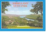 Shikellamy State Park, Pennsylvania Postcard