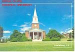 Bucknell University, Lewisburg, Pennsylvania Postcard