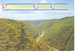 Click here to enlarge image and see more about item cs0989: Pennsylvania Grand Canyon Postcard cs0989