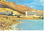 Click here to enlarge image and see more about item cs1006: The Dead Sea, Israel Postcard 1976