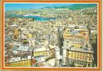 Click here to enlarge image and see more about item cs10416: Genoa Genova Italy Panorama at Port postcard cs10416