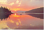 Click here to enlarge image and see more about item cs1058: Salmon River, Nova Scotia,Canada Postcard