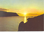 North Cape, Norway Postcard
