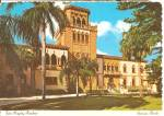 Click here to enlarge image and see more about item cs10838: Sarasota FL John Ringling Residence East Facade cs10838