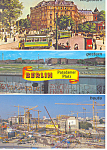 Click here to enlarge image and see more about item cs1106: Potsdamer Platz, Berlin, Germany Postcard