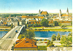 Ingolstadt, Bavaria, Germany Postcard