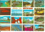 Greetings from Michigan in Multi Views cs11338