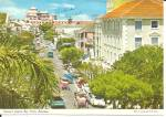 Click here to enlarge image and see more about item cs11389: Nassau Bahamas Bay Street postcard cs11389