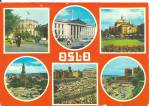 Oslo Norway Country s Capital postcard cs11402