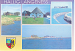 Click here to enlarge image and see more about item cs1153: Nordfriesland, Denmark Postcard ca 1995
