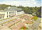 Bad Nauheim, Germany Kurhaus Postcard 1964