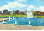 Bad Nauheim, Germany Postcard 1965