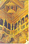 Generallity Palace Valencia Spain Postcard cs1180
