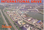 Orlando FL International Drive Postcard cs1198 1997