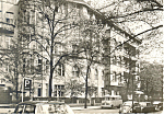 Click here to enlarge image and see more about item cs1210: Hotel Steinplatz, Berlin Germany Postcard 1966