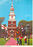 Henry Ford Museum Greenfield Village MI Postcard cs1217
