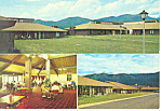 Highland Farms Retirement Community NC Postcard cs1218