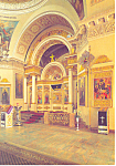 Click here to enlarge image and see more about item cs1234: Monastery of St Daniel, Moscow, Russia Postcard