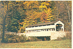Valley Forge PA Knox Bridge Postcard cs1252
