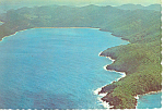 Magens Bay,St Thomas Virgin Islands Postcard