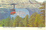 Click here to enlarge image and see more about item cs1275: Stone Mountain, Georgia  Postcard 1985