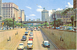 Click here to enlarge image and see more about item cs1318: Sao Paulo Brazil Postcard