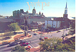York Square, York, PA Postcard