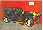Click here to enlarge image and see more about item cs1354: 1906 Pullman Automobile Postcard cs1354