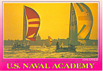 Click here to enlarge image and see more about item cs1371: US Naval Academy, Annnapolis, MD Postcard cs1371